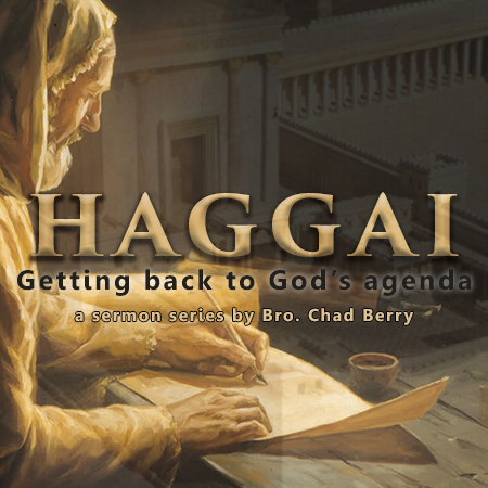Haggai 220 23 A Personal Message From God Valley